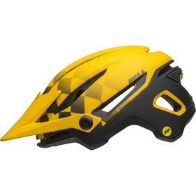 Bell Sixer MIPS Helmet finish line matte yellow/black